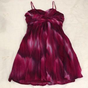 Pink dress (size s)